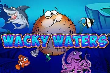 Wacky Waters slot Playtech