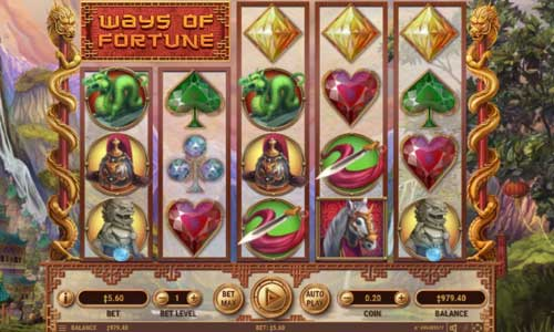 Ways of Fortune free slot
