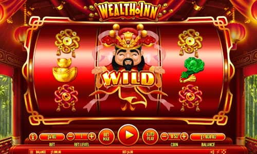 Wealth Innjackpot slot