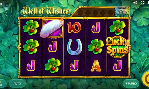Well of Wishes free slot