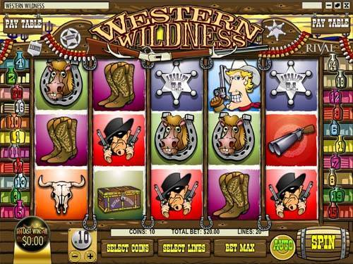 Western Wilderness free slot