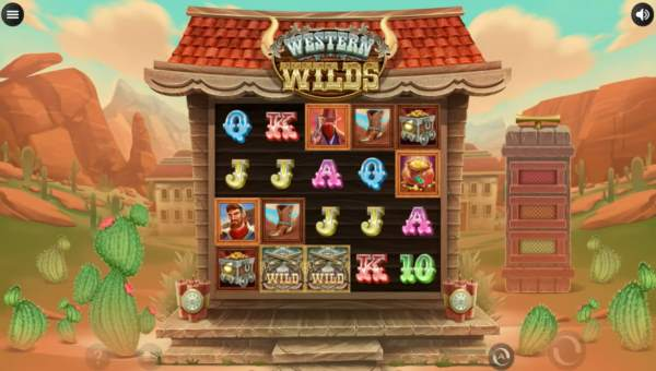 Western Wilds free slot