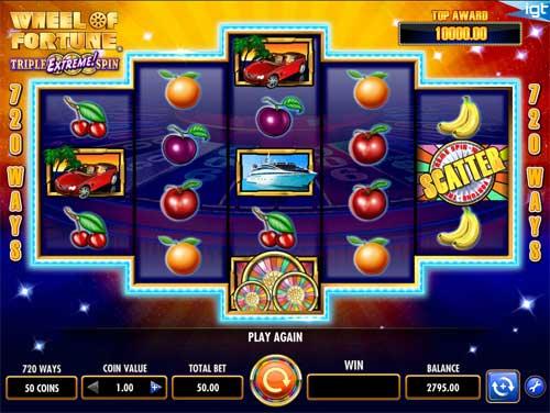 Wheel of Fortune free slot