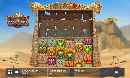 Wheel of Wonders free slot