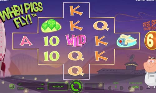 slot online free when pigs fly