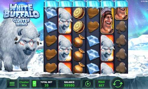 White Buffalo free slot