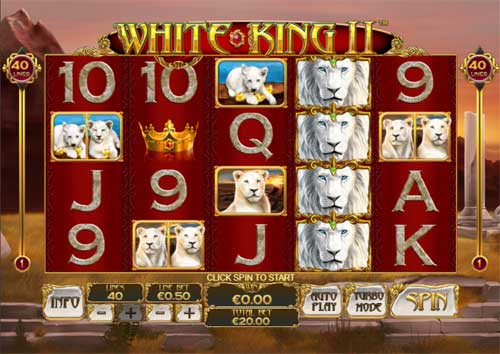 White King 2 free slot