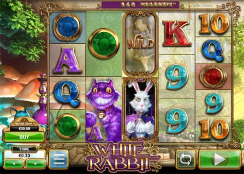 White Rabbit casino slot