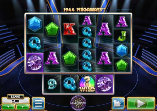 Who Wants To Be A Millionaire casino slot