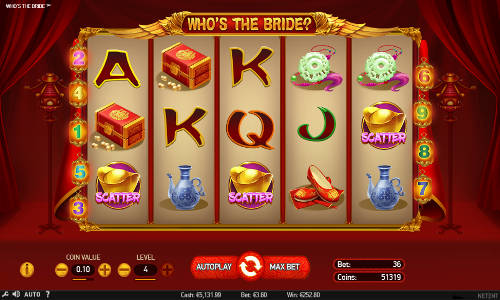 Net Entertainment Slot Games