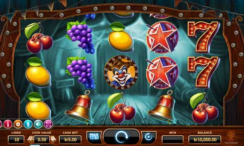Wicked Circus free slot