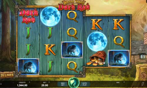 Wicked Tales Dark Red free slot