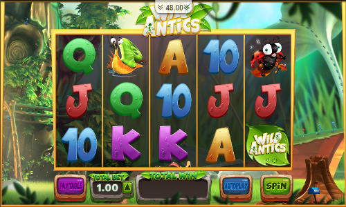 Wild Antics free slot