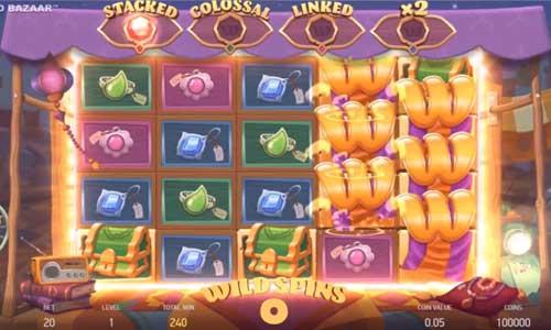 Wild Bazaar free slot