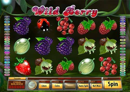 Wild Berry free slot