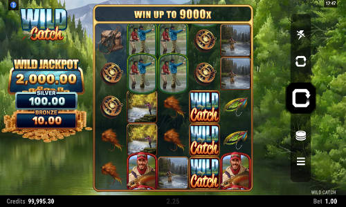 Wild Catch free slot