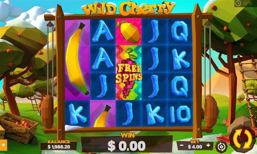 Wild Cherry free slot
