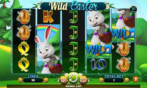 Wild Easter free slot