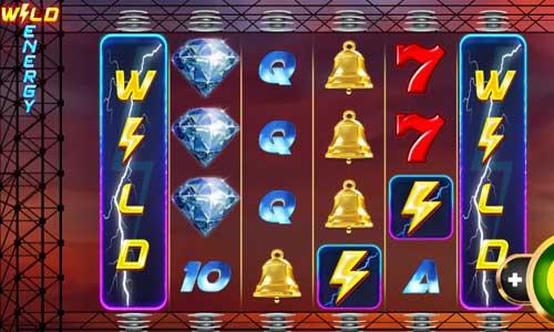 Wild Energy free slot