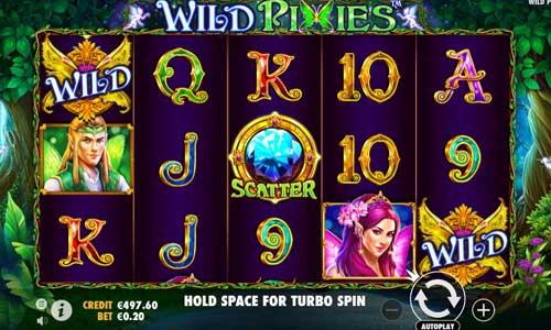 Wild Pixies free slot