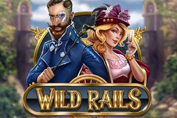 Wild Rails casino slot