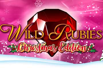 Wild Rubies Christmas Edition slot Gamomat