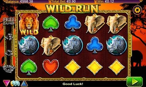 Wild Run free slot