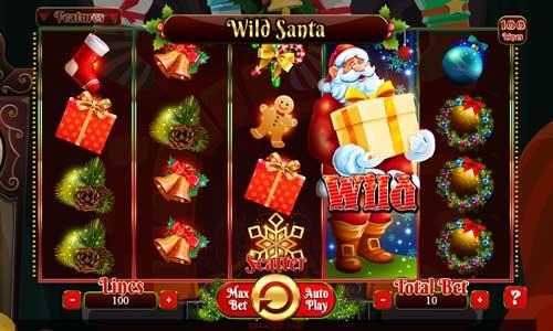 Wild Santa free slot