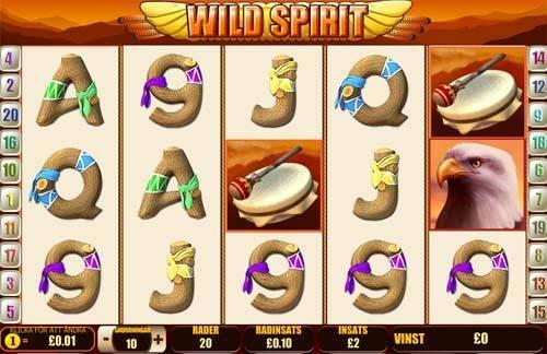 Wild Spirit free slot