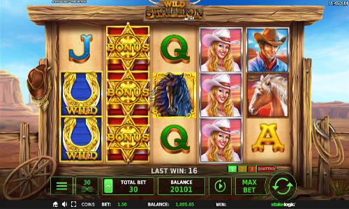 Wild Stallion free slot