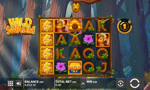 Wild Swarm casino slot