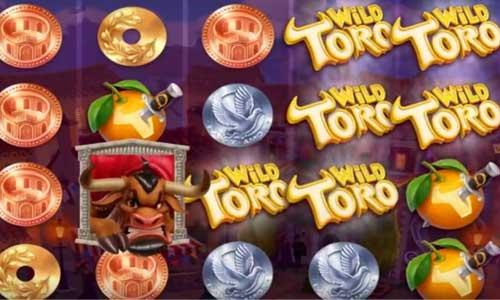 Wild Toro free slot