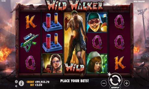 Wild Walker free slot