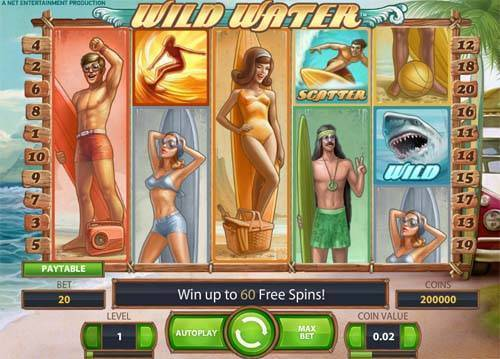 Wild Water casino slot
