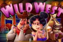 Wild West casino slot