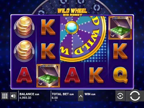 Wild Wheel casino slot