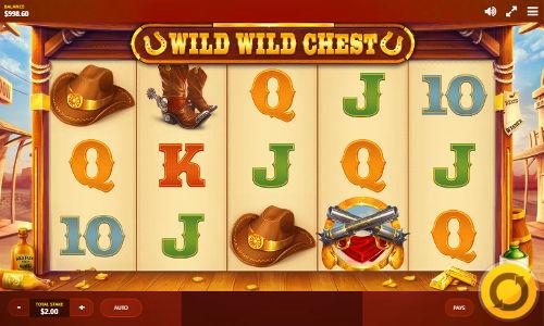 Wild Wild Chest free slot