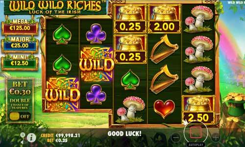 Wild Wild Richesjackpot slot