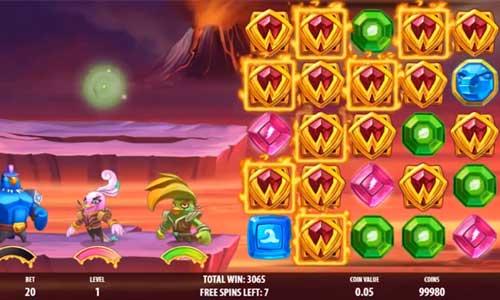 Wild Worlds casino slot