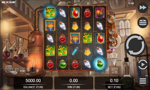 Wildchemy free slot