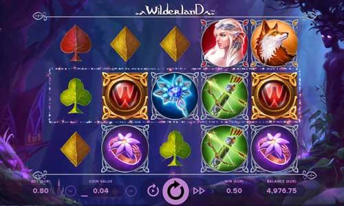 Wilderland free slot