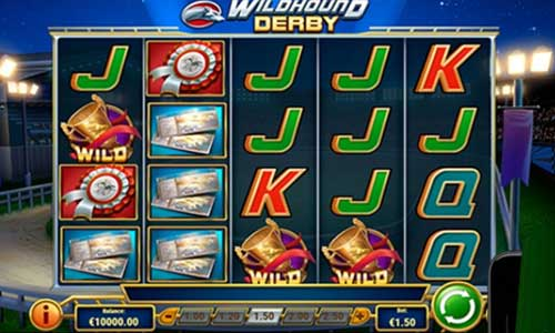 Wildhound Derby free slot