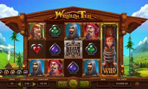Wilhelm Tell free slot