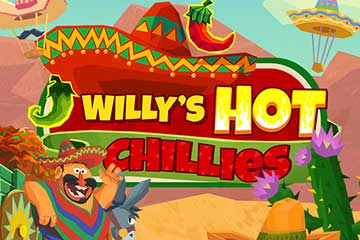 Willys Hot Chillies slot Net Entertainment free demo