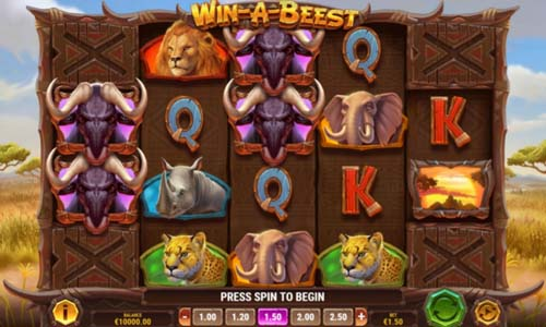Win a Beest new slot