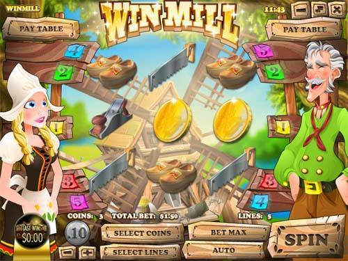 Win Mill free slot