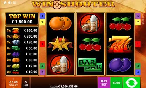 Win Shooter free slot