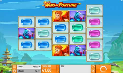 Wins of Fortune free slot