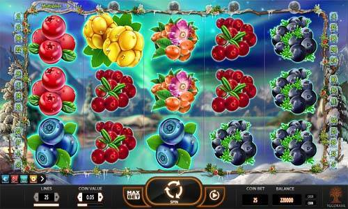 Winter Berries free slot