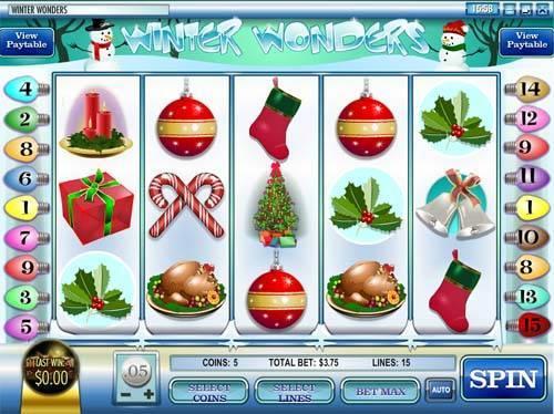 Winter Wonders casino slot